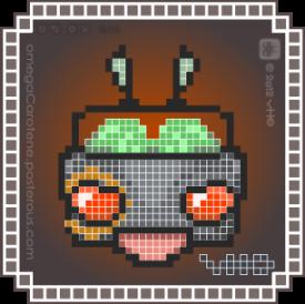 pixel-Telcihc 2dark by vin-[oC]