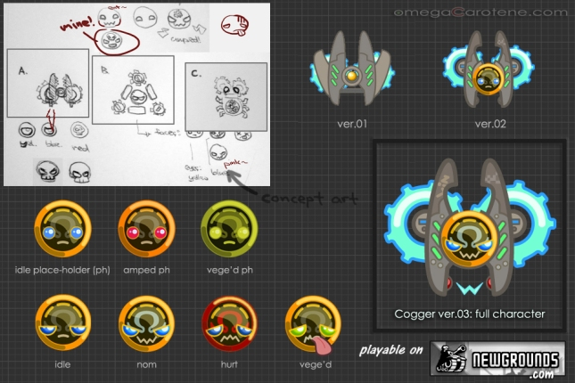 vin-oC coggersRevenge concepts01